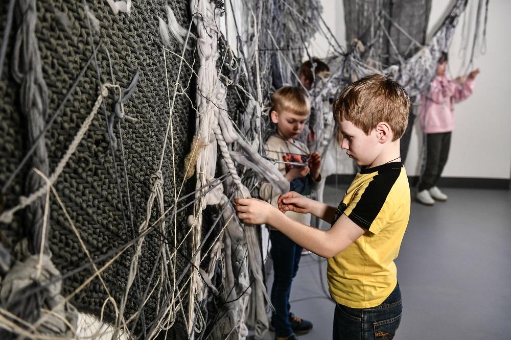 БФ «Синара» и Галерея Синара Арт запускают творческую лабораторию для детей «Маленький куратор большого искусства»